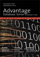 Advantage Database Server: A Developer's Guide