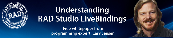 LiveBindings with Cary Jensen Webinar